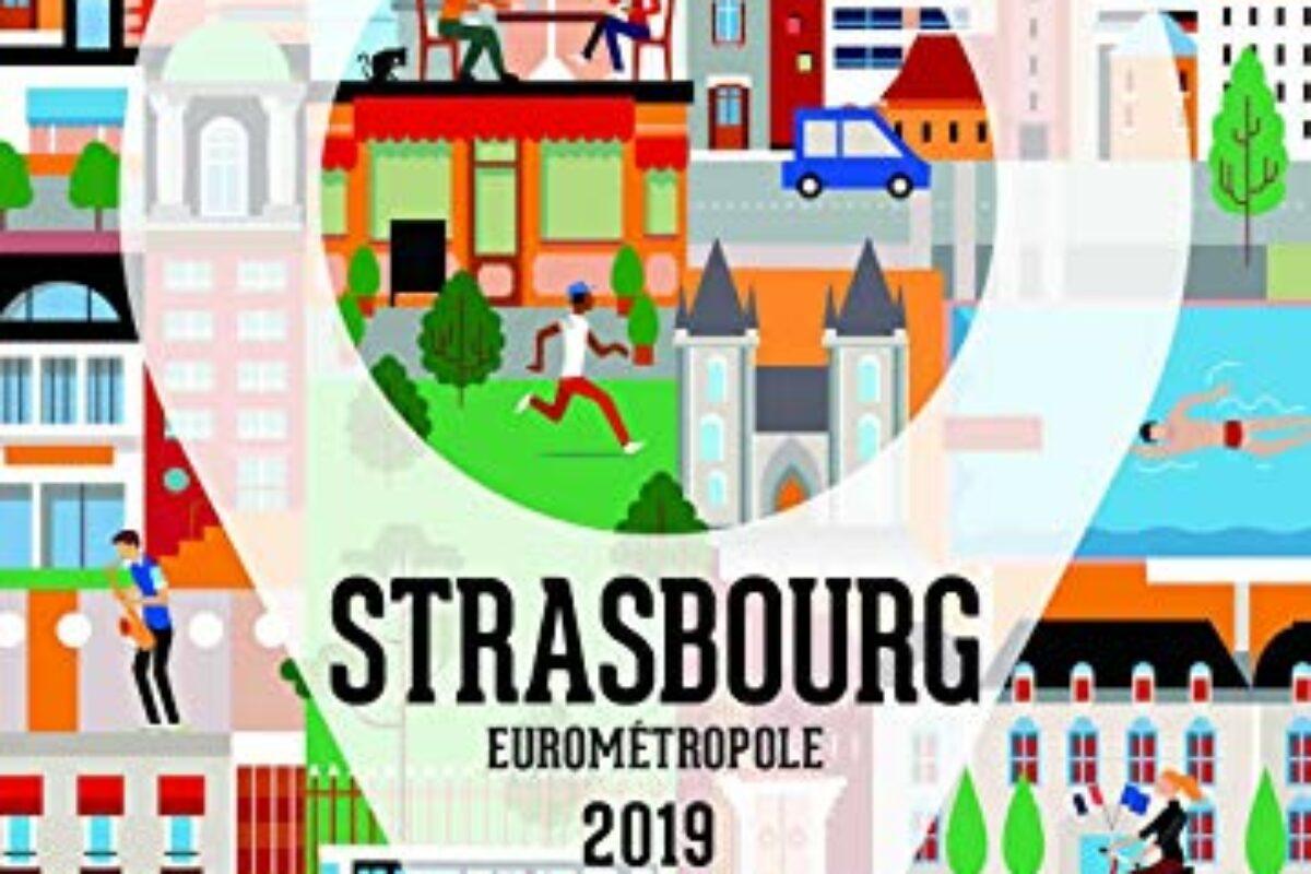 Le « Petit Futé Strasbourg 2019 »