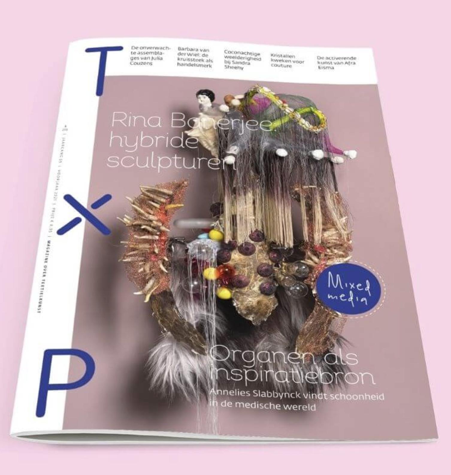 """Conseils pour photos publiées dans ce magazine:            De troostende """"poppen"""" van Arna Gunnarsdóttir"""